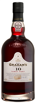 Bild von 10 Years Old Tawny DOC - Graham's Port