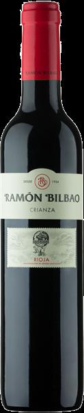 Bild von Rioja Crianza DOCa - Ramón Bilbao (50 cl)