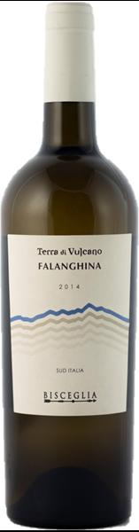Bild von Falanghina Terra di Vulcano IGT - Bisceglia