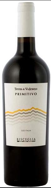 Bild von Primitivo Terra di Vulcano IGT - Bisceglia