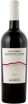 Bild von Aglianico del Vulture DOC Terra di Vulcano - Bisceglia