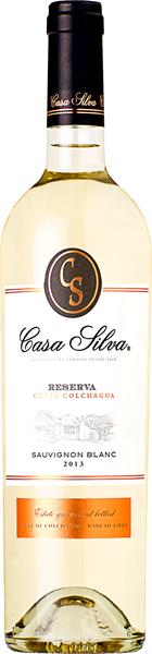 Bild von Sauvignon Blanc Reserva DO - Casa Silva