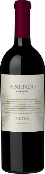 Bild von Apartado Gran Malbec - Rutini Wines