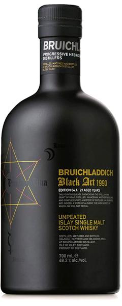 Bild von Black Art 04.1 1990 - Bruichladdich