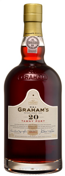Bild von 20 Years Old Tawny DOC - Graham's Port