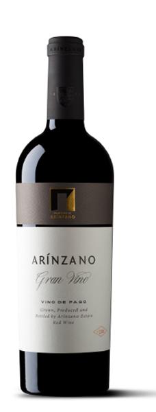 Bild von Gran Vino Tinto Vino de Pago - Arínzano
