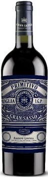 Bild von Primitivo Puglia IGT - Gran Sasso