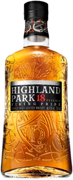Bild von 18 Years Viking Pride - Highland Park