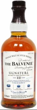 Bild von Signature 12 years Batch #5 - Balvenie
