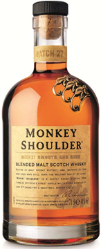Bild von Monkey Shoulder - William Grant & Sons