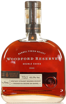 Bild von Double Oaked Kentucky Straight Bourbon Whiskey - Woodford Reserve
