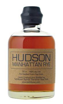 Bild von Hudson Manhattan Rye - Tuthilltown Spirtis