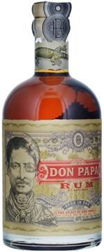Bild von Premium Small Batch 7 years Rum - Don Papa