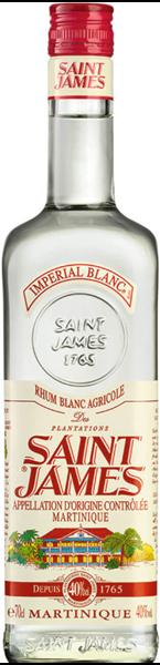 Bild von Imperial Blanc Martinique Rhum - Saint James