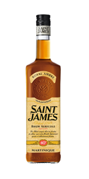 Bild von Royal ambré Martinique Rhum - Saint James