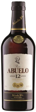Bild von Rum Abuelo 12 Años - Abuelo