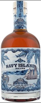 Bild von  Navy Strength Rum - Navy Island