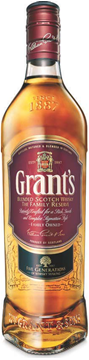 Bild von Triple Wood Blended Scotch Whisky - Grant's