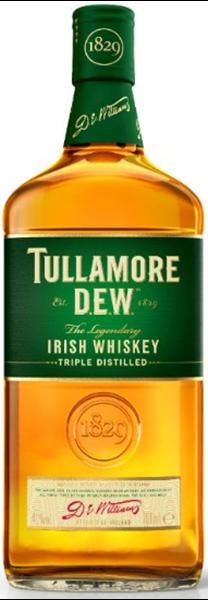 Bild von Tullamore Dew Irish Whiskey - Tullamore D.E.W.