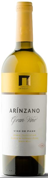 Bild von Gran Vino Blanco Vino de Pago - Arínzano