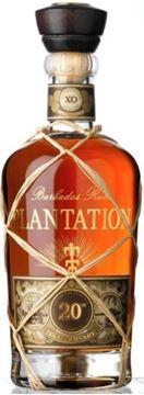 Bild von Rum Barbados XO Extra Old 20th Anniversary - Plantation