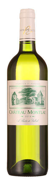 Bild von Château Montlau blanc Entre-Deux-Mers AOC -