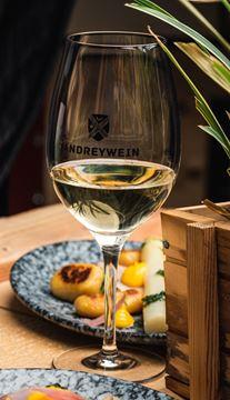Bild von Weinglas Andreywein klein