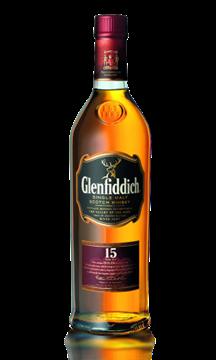 Bild von 15 years - Glenfiddich
